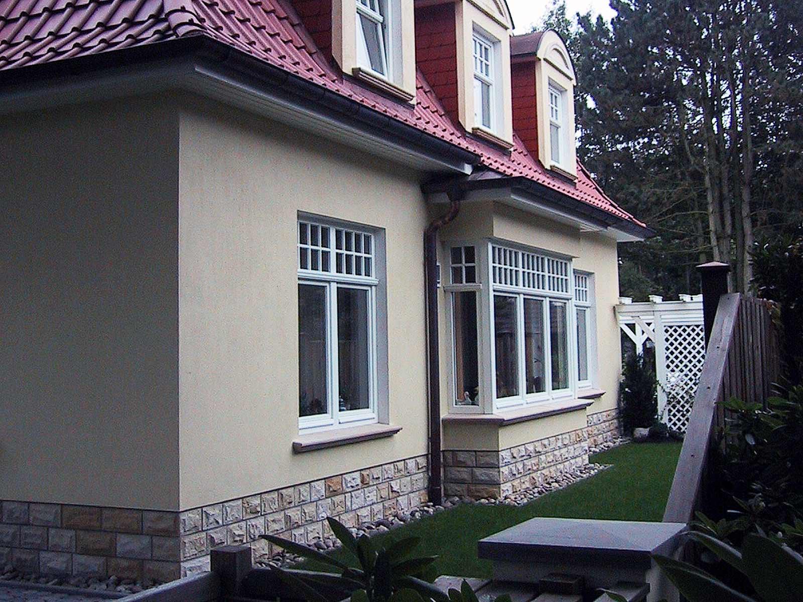 Fensterbänke und -gesimse | Obernkirchener Sandstein