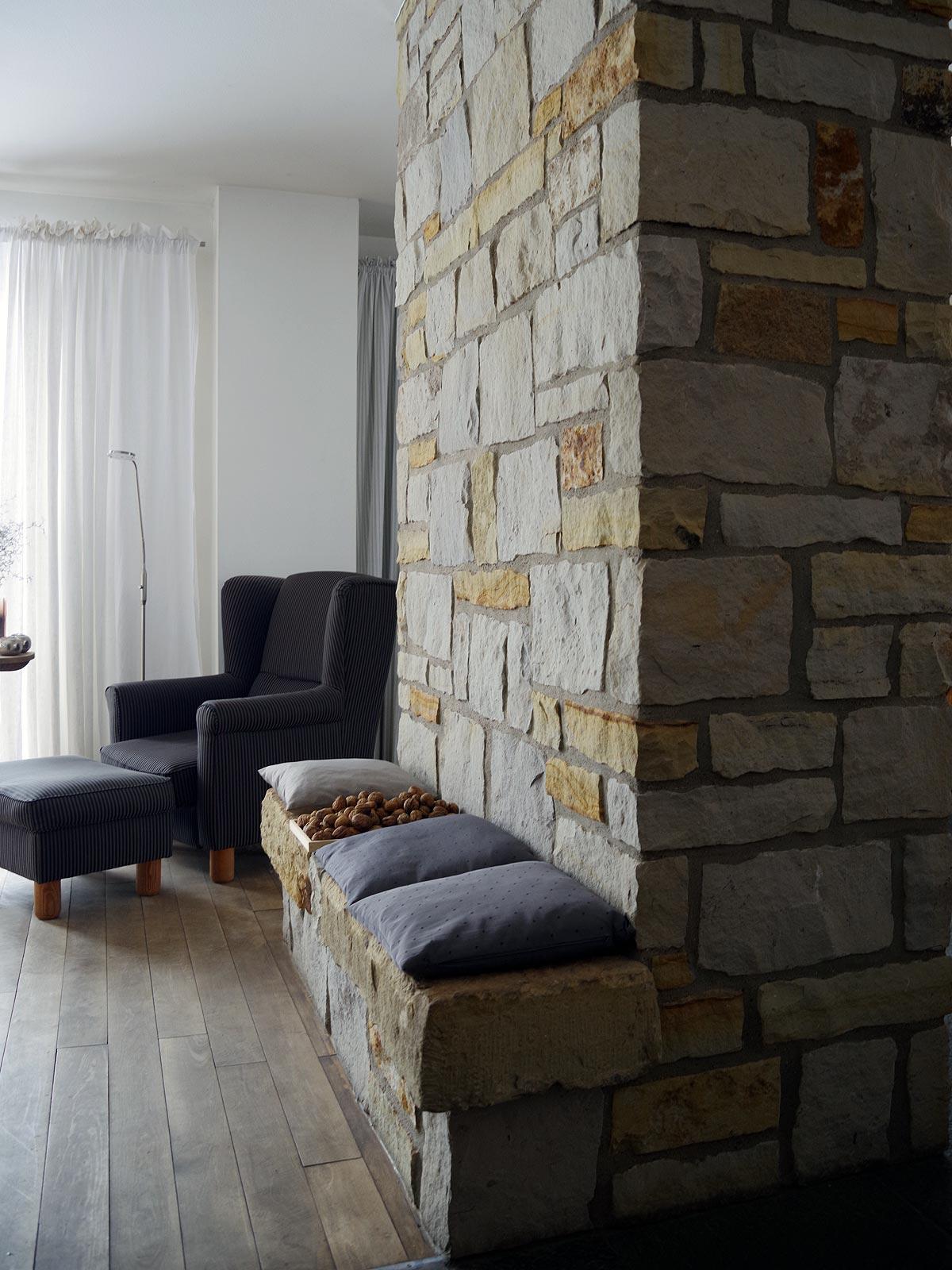 Nice Wandentwürfe Für Wohnraum In Farbe Composition - Wohndesign ...