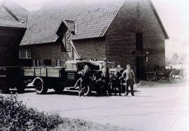 the first lorry