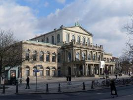 Opera House Hannover