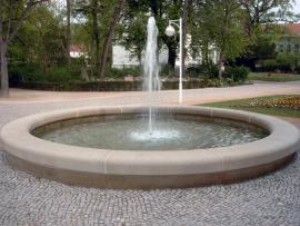 Obernkirchener Sandstein® fountain
